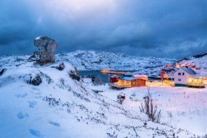seglvik snow in winter adventure expedition